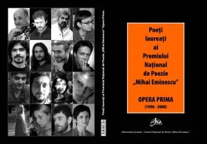 Coperta_Poeti_laureati_ai Premiului_National_de_Poezie